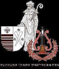 logo westerhovense muziekvereniging fanfare Irene