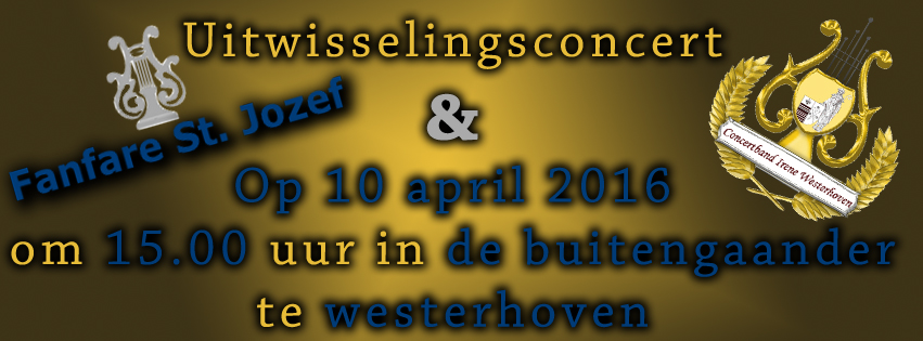 concertband uitwisseling 2016